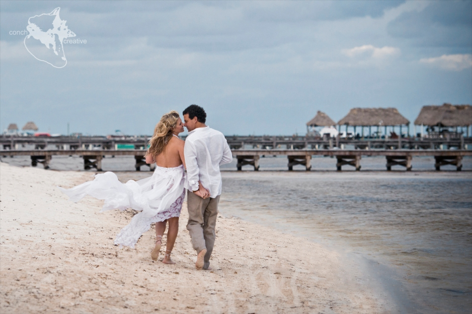 Belize Wedding Photographer Conch Creative