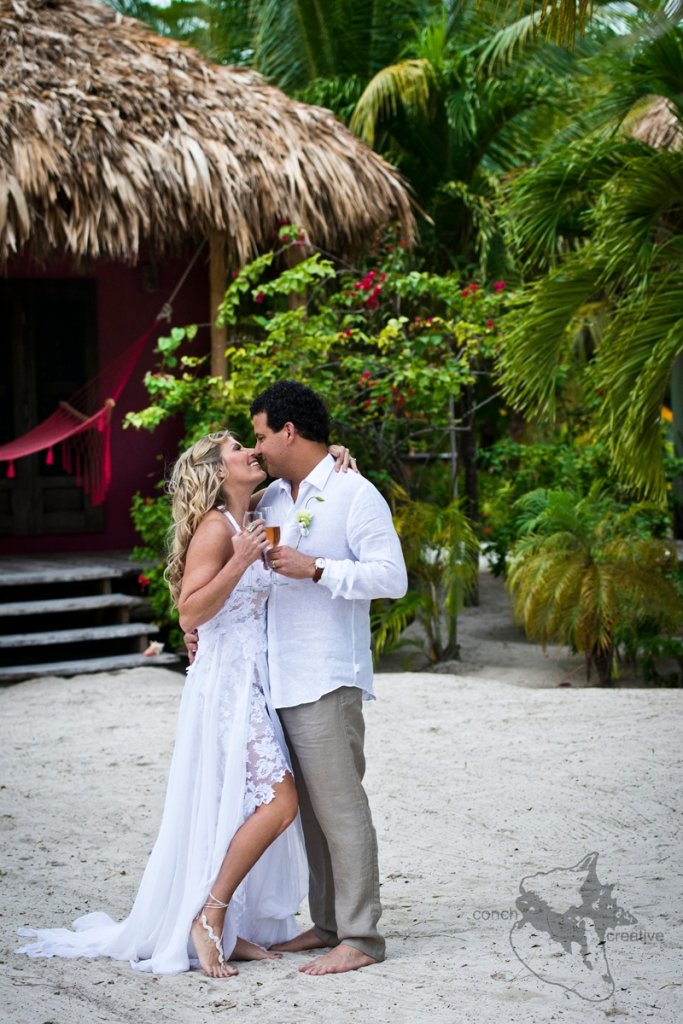 Mata Chica Belize Wedding