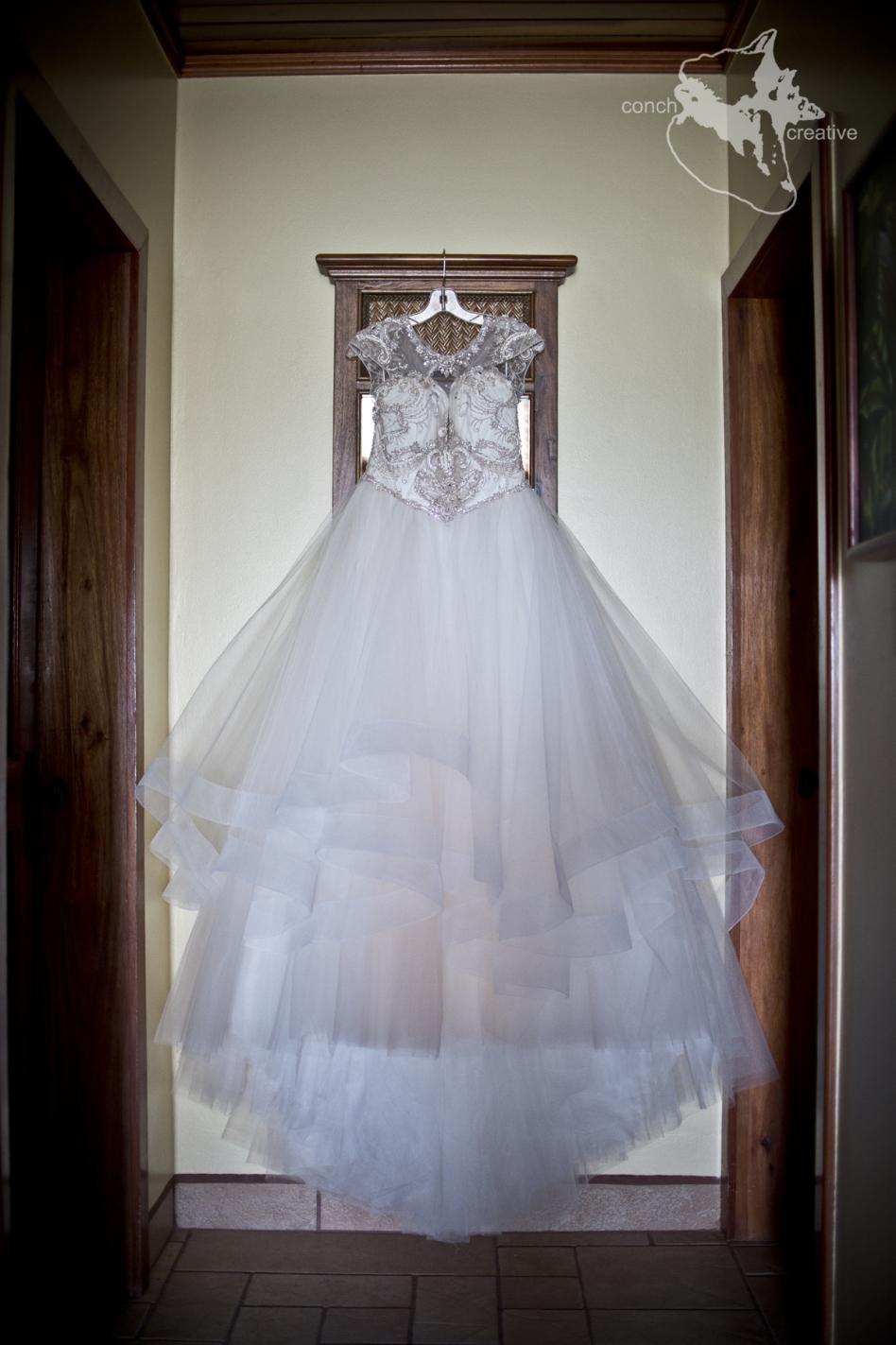 Belize Wedding Dress