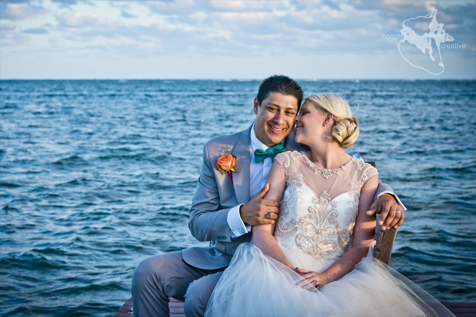 Ambergris Caye Belize Wedding