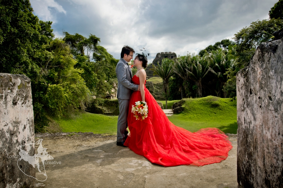 Mayan-Ruins-Wedding-Belize