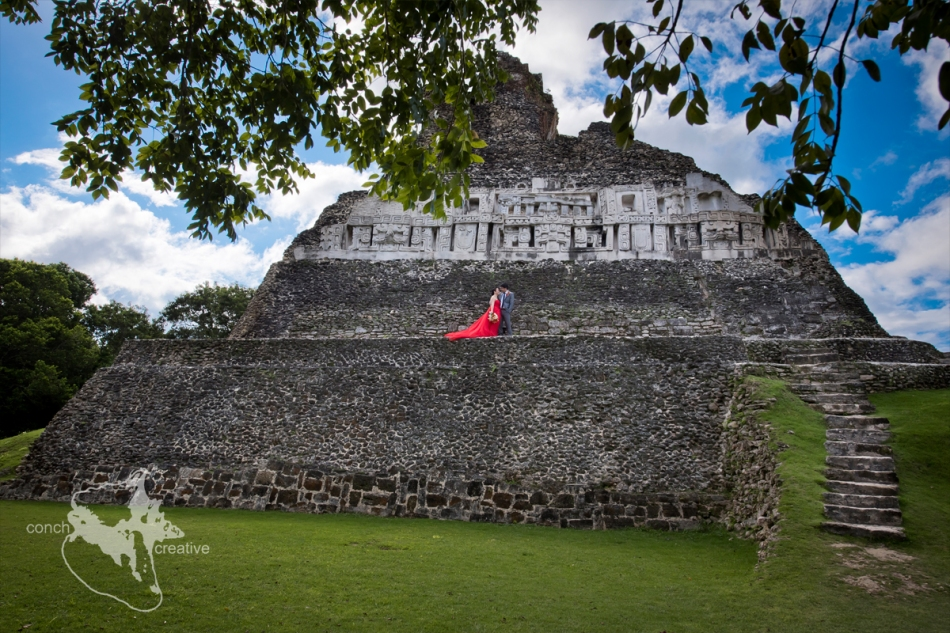 Mayan-Ruins-Wedding-Photography-Belize