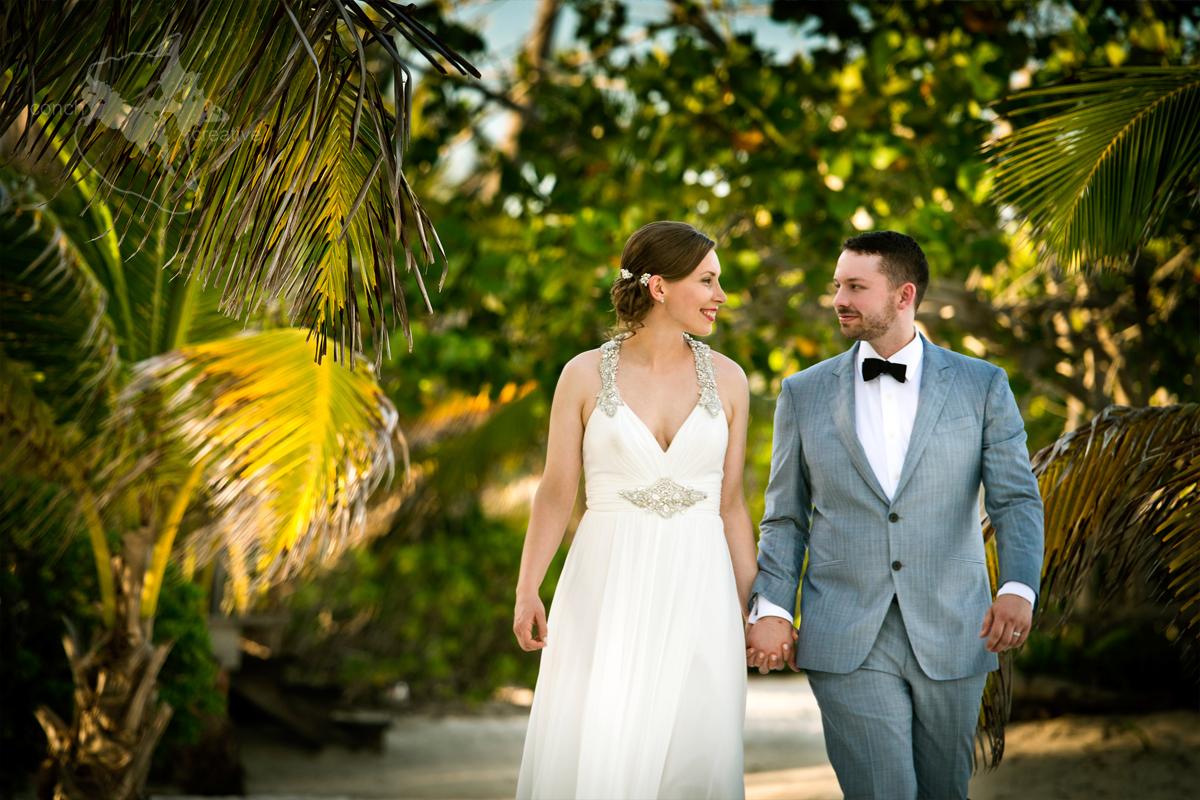 belizean wedding dresses