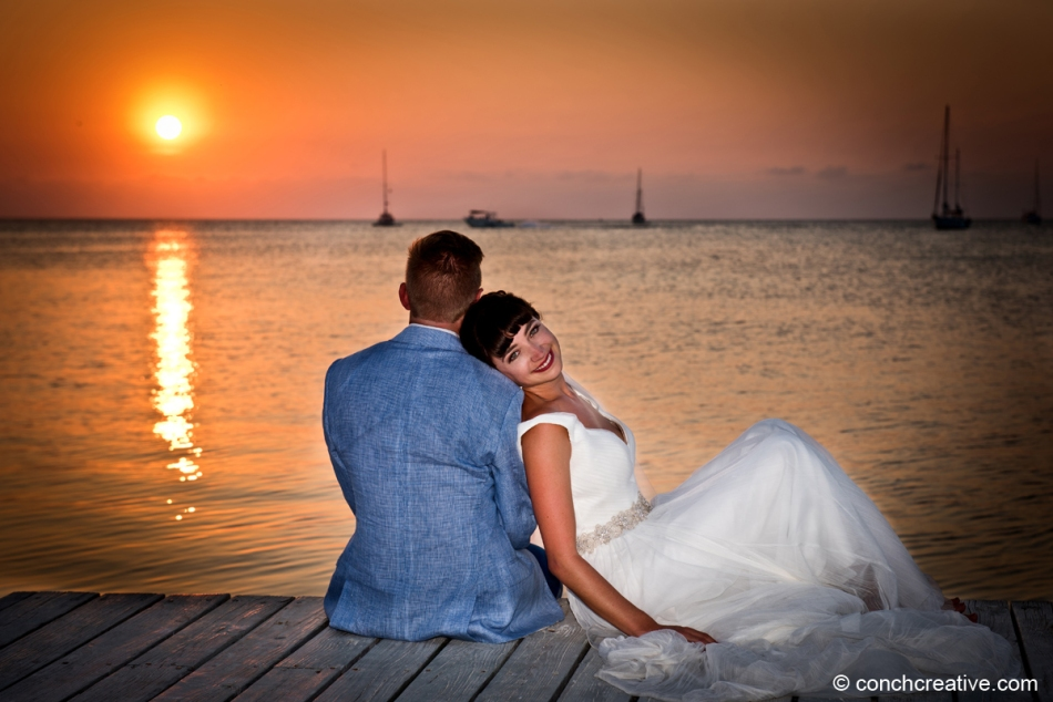 Belize Wedding, Caye Caulker Wedding, Destination Wedding Photography