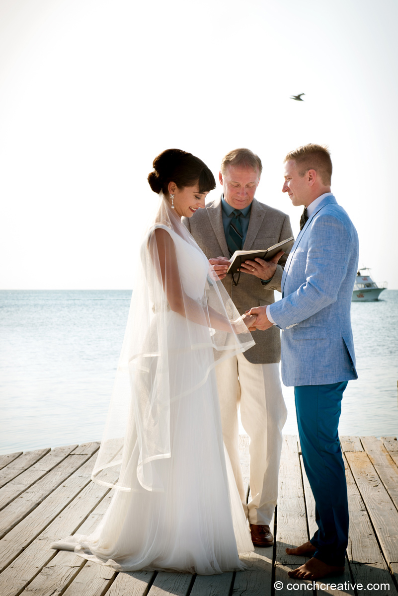 Caye Caulker Wedding